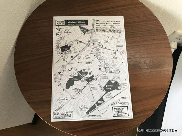 ヴィラコースト西町 OKINAWA Guesthouse  沖縄 naha MAP