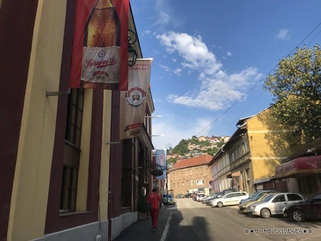 Pivnica HS Sarajevo サラエボビール (4)