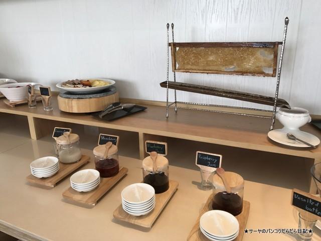 CELES SAMUI 朝食 サムイ 五つ星 ホテル (5)