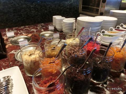 Flavors ルネッサンス バンコク ホテル ビュッフェ