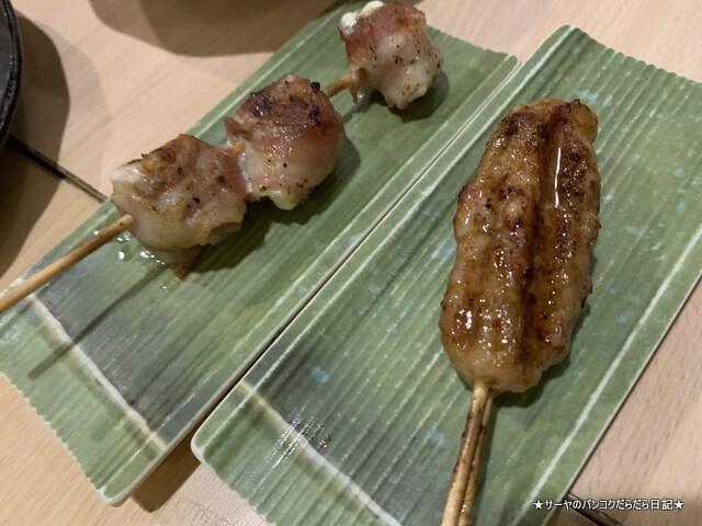 hinata bangkok ヒナタ 串焼き バンコク (18)