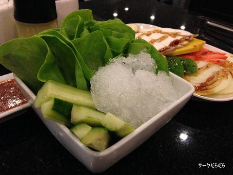 gyu gyu tei bangkok バンコク 焼肉 7
