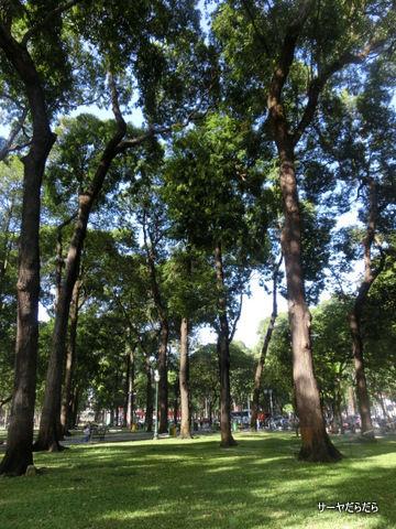 au parc ho chi minh city hcmc ベトナム 11