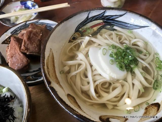 自家製木灰そば とらや 沖縄そば okinawa toraya naha (9)