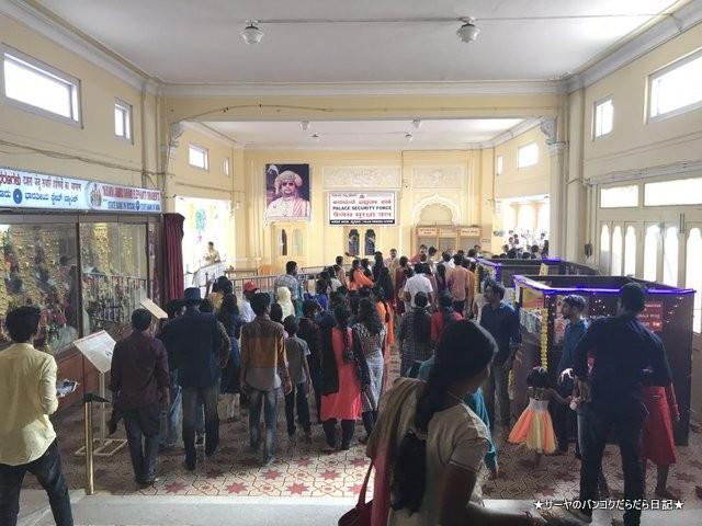 Mysore Palace マイソールパレス マイスール 南インド (32)