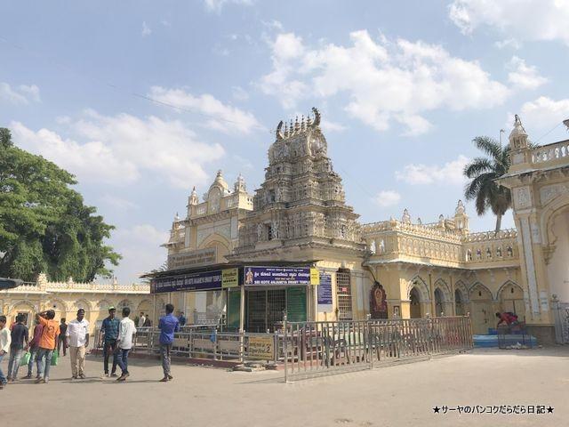 Mysore Palace マイソールパレス マイスール 南インド (4)