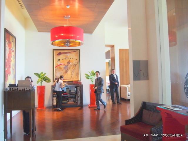 VIE st.regis bangkok バンコク セントレジス