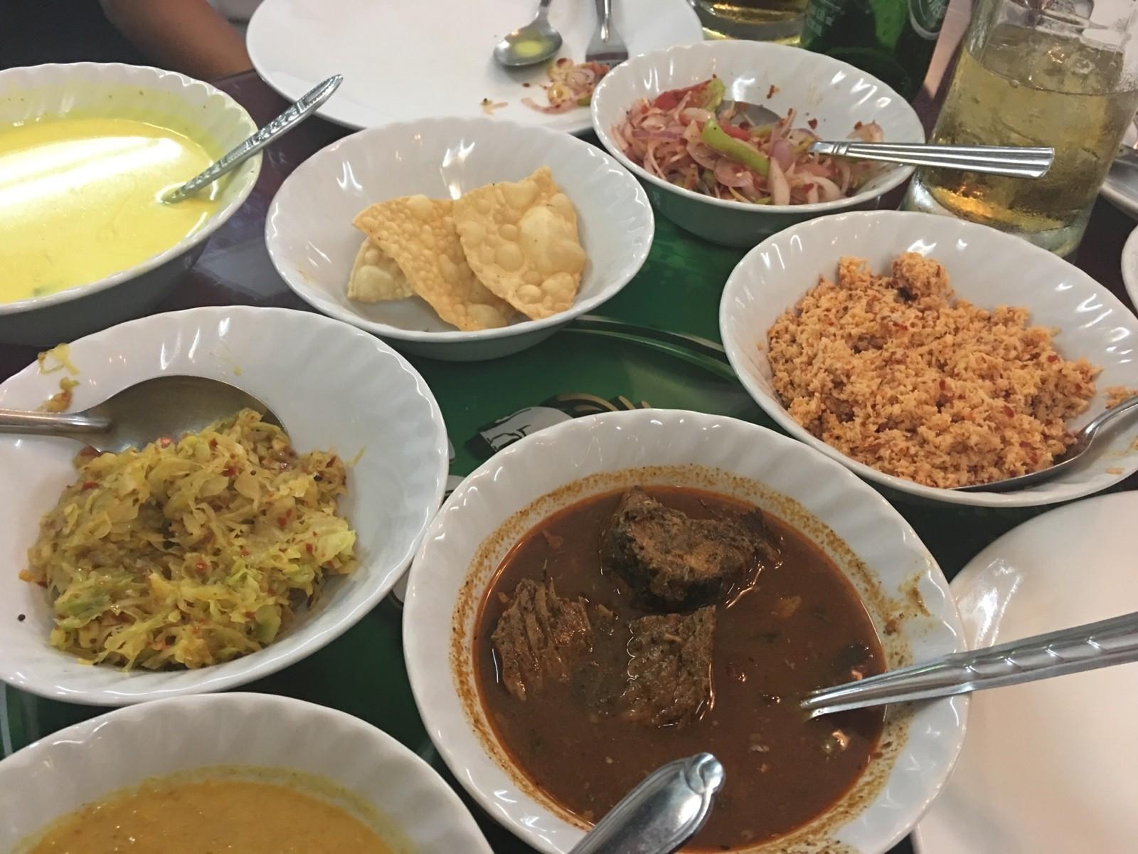 スリランカ料理 バンコク プラトゥナム (9)