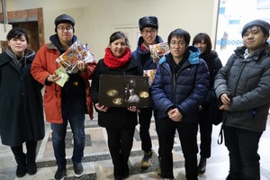Kazakhstan Study Tour 2017 Vol.10:お味噌汁編(マルコメ株式会社様協賛)