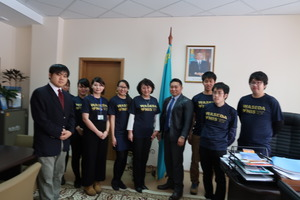 Kazakhstan Study Tour 2017 Vol.7:Nazarbayev School訪問