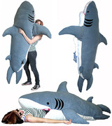 サメ寝袋 1