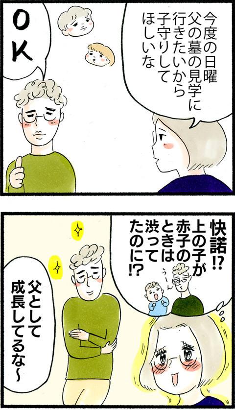 943夫のワンオペ育児_01
