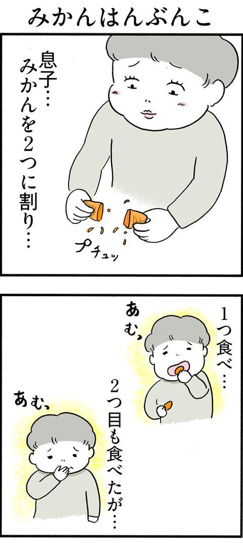 208みかんはんぶんこ_01