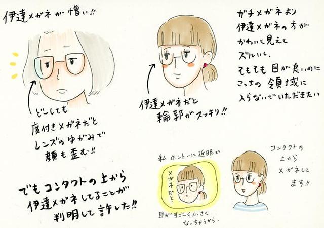 20171029伊達眼鏡