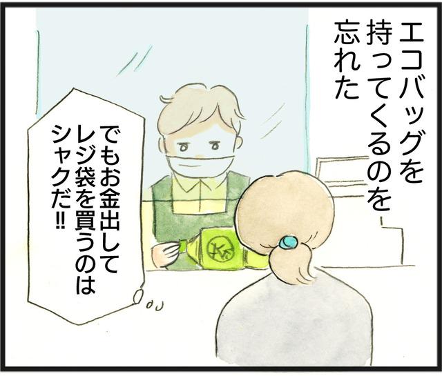 有料化したレジ袋買うのシャクだ_01