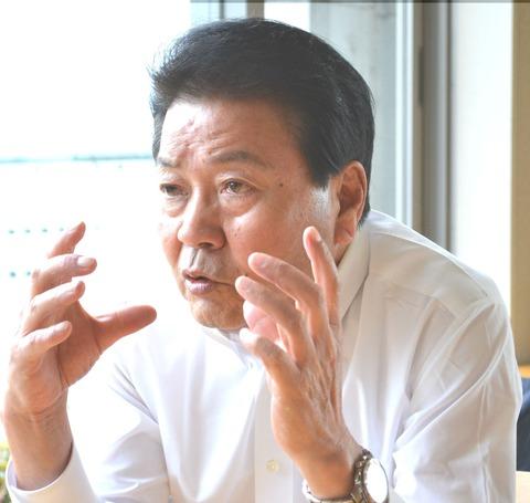 横峯先生の写真