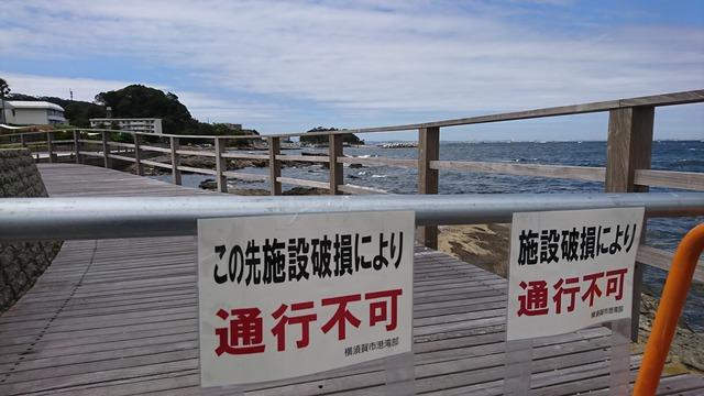 海立ち入り禁止