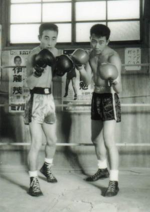 hashiyukio boxing