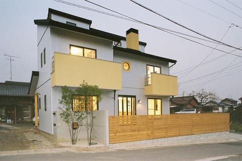 NIさんの家 (阿久比町) *