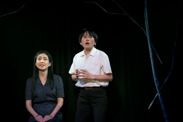 「サヨナフ」中日と楽日の悲劇(出演者:藤井美保の告白)