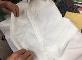 作務衣の正しい着方を教わる #サヨナフ