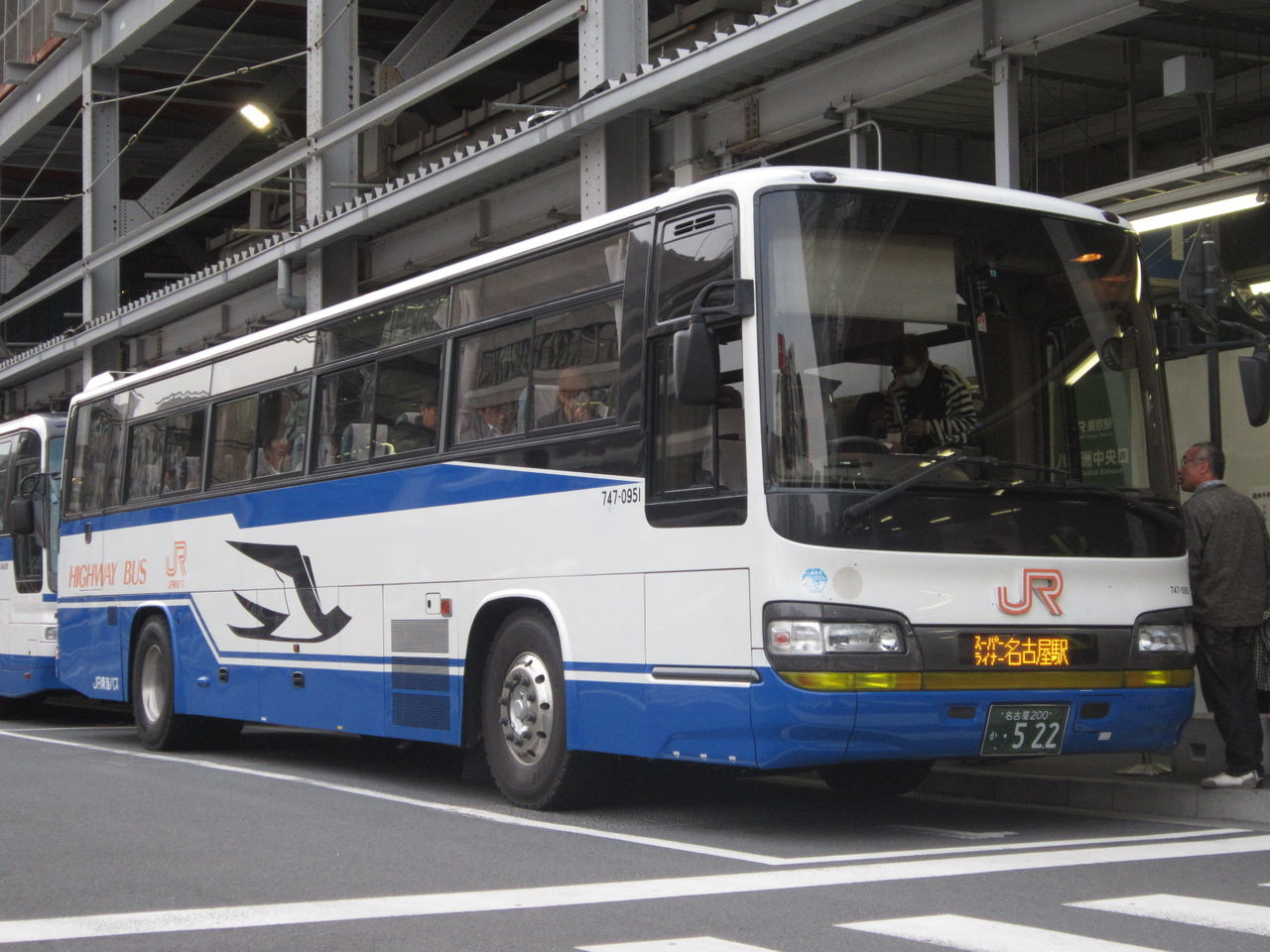 東京⇔名古屋間JR高速バス(昼便・夜行)を格安に …