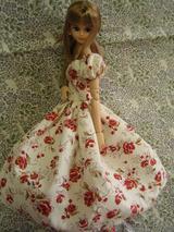 コクリコのドレス
