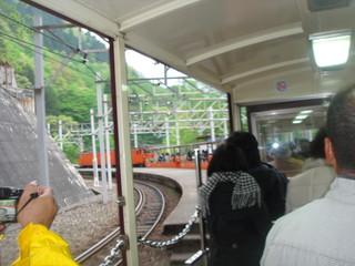 トロッコ列車 税理士川越 大林茂樹