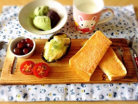 【簡単レシピ】アボカドのグラタン