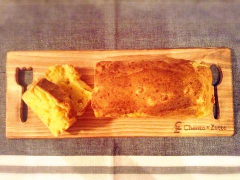 【簡単パン】コーンチーズブレッド
