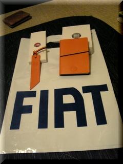 FIATグッズ