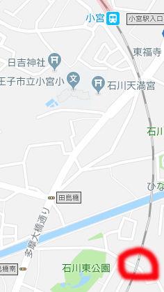 撮影地 小宮