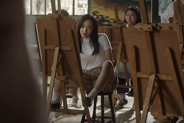 黒木香役の森田望智さん、ナイスですね!Netflix『全裸監督』が