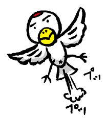 鳥 のコピー