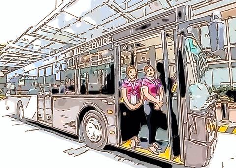 マニラ(ニノイ・アキノ国際空港)からリンガエンに行く方法
