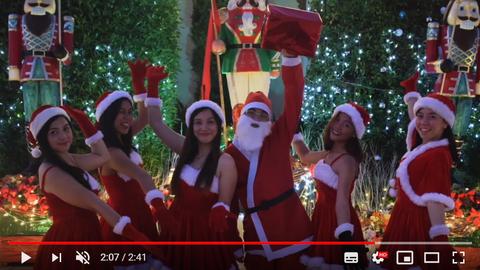 クリスマス動画2018-1