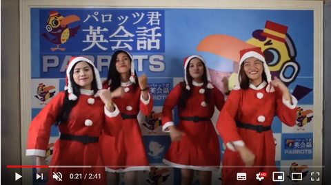 クリスマス動画2018-0