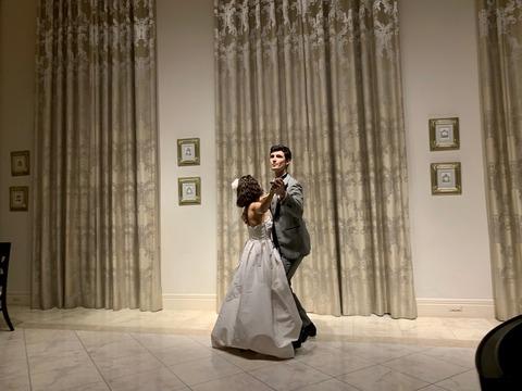 ロブソン様結婚式写真