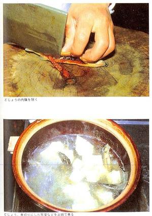 18-どじょうと豆腐の煮もの-2