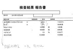 20151024検査結果