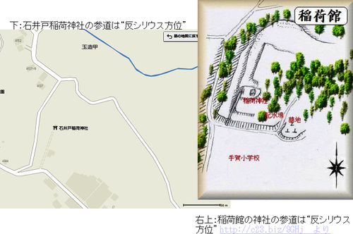 2玉造ー稲荷神社