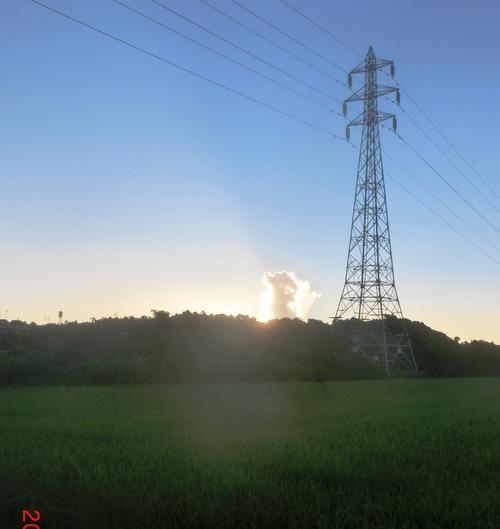 朝入道雲8377