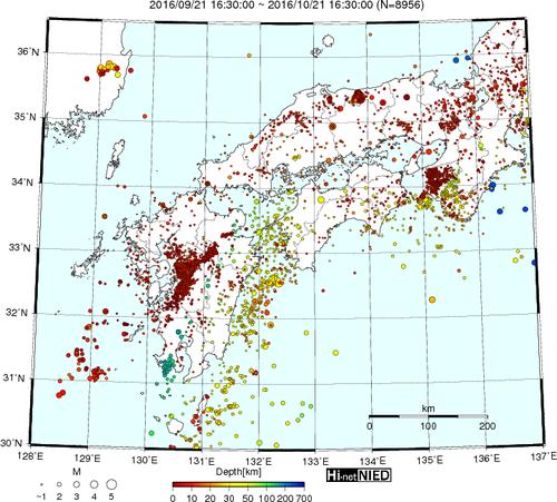 鳥取一ヶ月KINKI_MAP