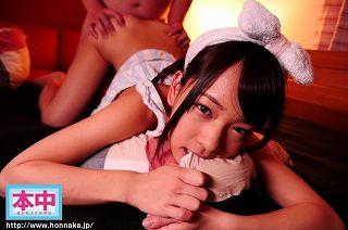 (あべみかこ)「ダメ~おまんちょ壊れちゃう~イク☆」少女10代小娘の無毛まんこをガンガン突いて膣内奥射精