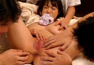 【澁谷果歩】3日間監禁して昼夜を問わず凌辱されまくる巨乳女教師