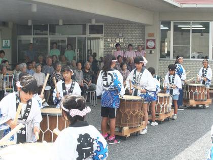 久賀八田八幡宮祭