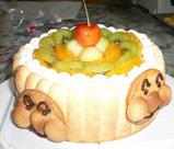 つるや(オリジナルケーキ)