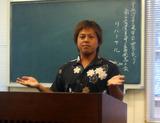リハーサルする大野圭司さん