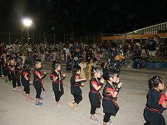 盆踊り(久賀夏まつり)