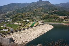 屋代ダム公園